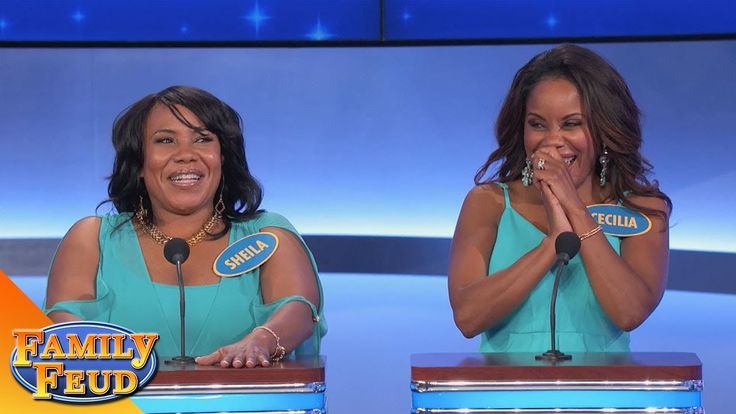 """Steve called this jaw dropping moment from Family Feud """"The greatest television that won't be seen."""" Is it the worst answer ever? Judge for yourself... SUBSC..."""