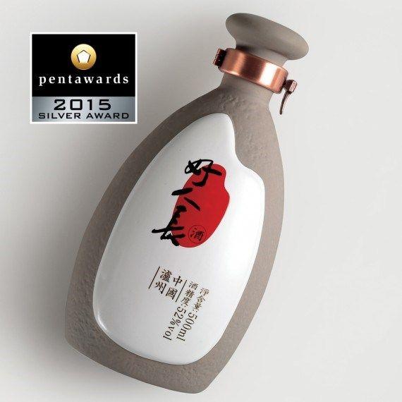 Silver Pentaward 2015 – Beverages – Shenzhen Thinkland / Alan chen