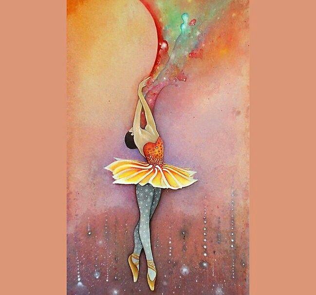 Pintura oleo bailarina ballet pinterest beleza - Pinturas para suelos de garajes ...