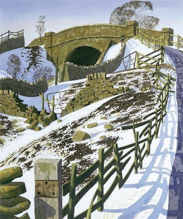 Pennine Railway  by Simon Palmer