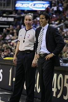 Erik Spoelstra Coach For Miami Heat