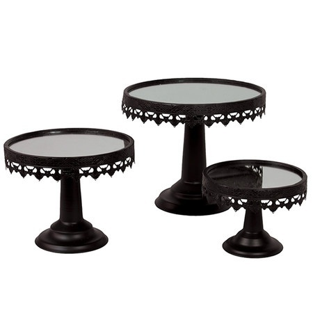 black pedestal wedding cake stand 25 best ideas about black cake stand on silk 11872