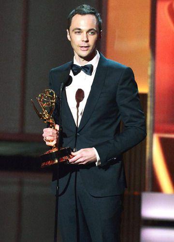Jim Parsons #BigBangTheory #Emmys