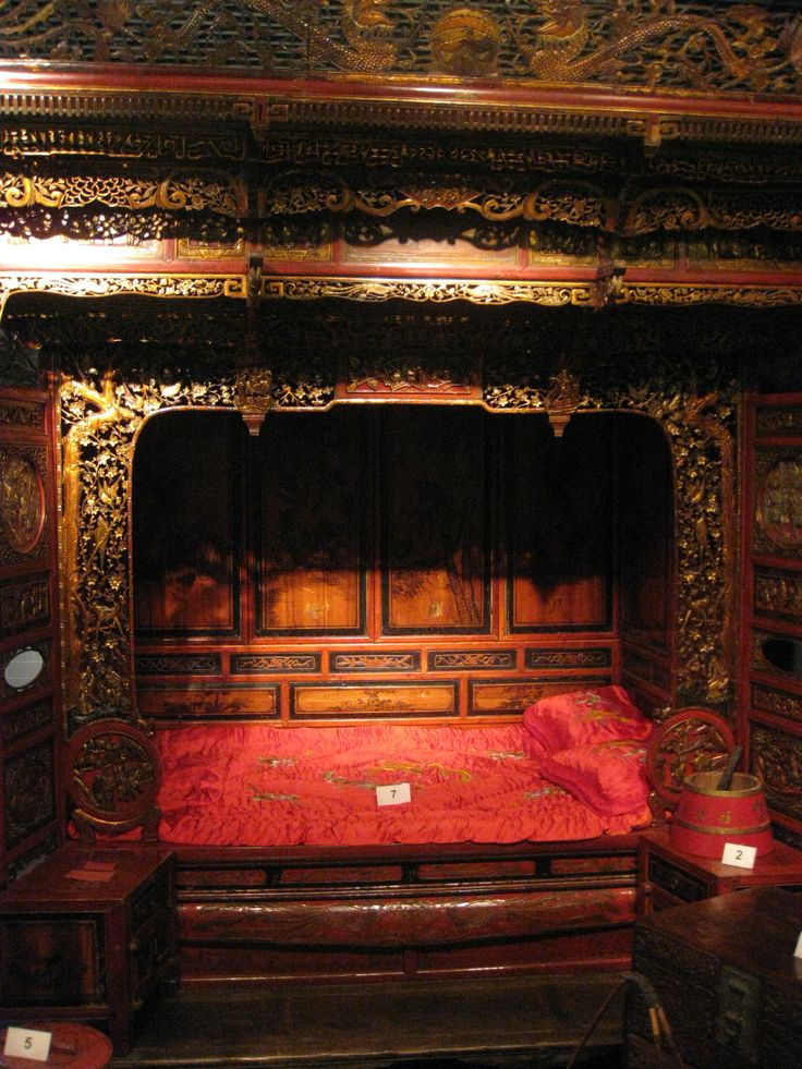 chinese beds | File:Chinese Wedding Bed IMG 5411.JPG - Wikimedia Commons