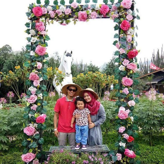 Kebun Bunga Di Bandung