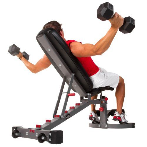 XMark Fitness Commercial 11-Gauge Flat/Incline/Decline Bench  Best Price  in 2015   Pegaztrot Buyer Friend