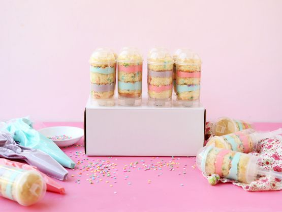 Make and share this Neon Snack Cake Push Pops recipe from Food.com.