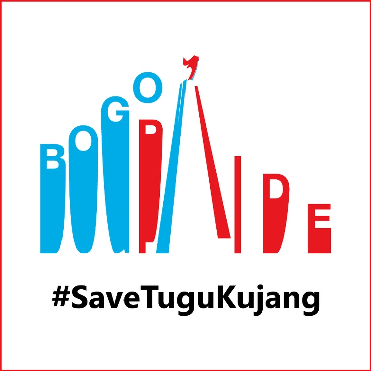 #SaveTuguKujang #BogorPride