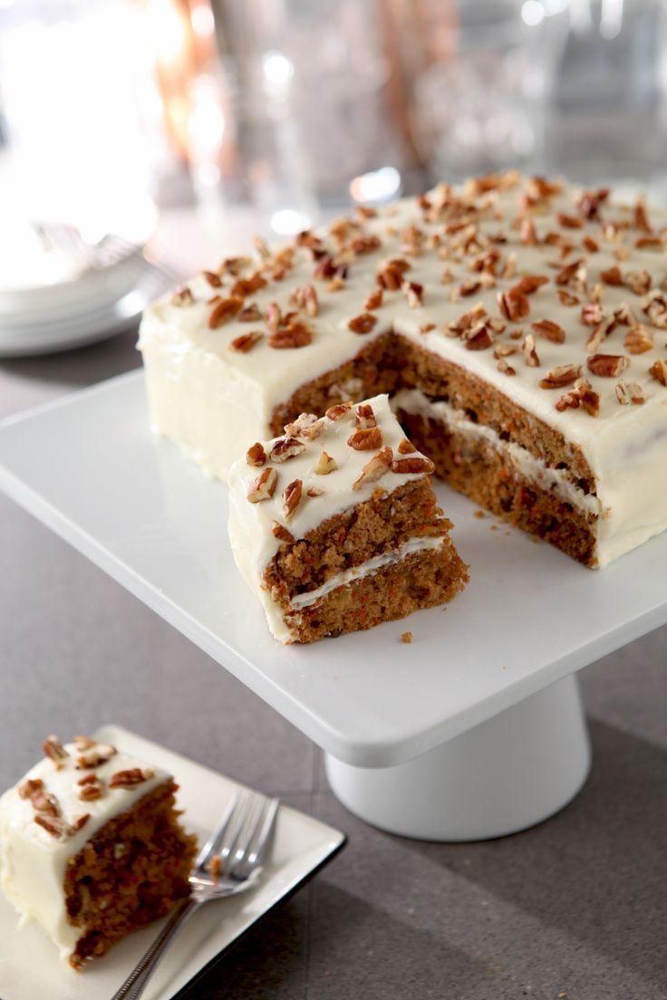 Pastel de zanahoria sencillo-Simple, sencillo y delicioso es este maravilloso pastel de zanahoria sencillo. ¡No esperes más y pruébalo hoy mismo!