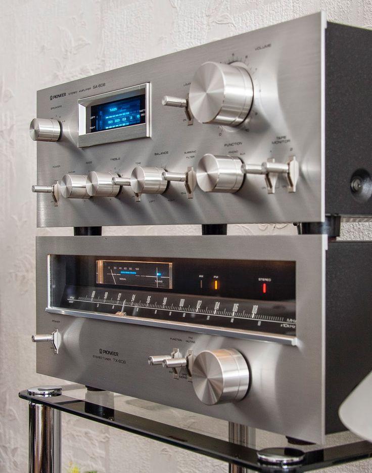 Golden Age Of Audio: Pioneer SA608,TX608 set  https://www.pinterest.com/0bvuc9ca1gm03at/