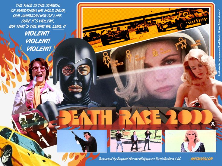 death race 2000 1975 - Google Search