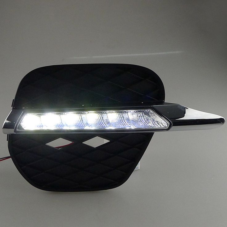 Nightlord auto DRL  daytime running light car LED Day Driving Lamp for BMW X5 E70 2011 2012
