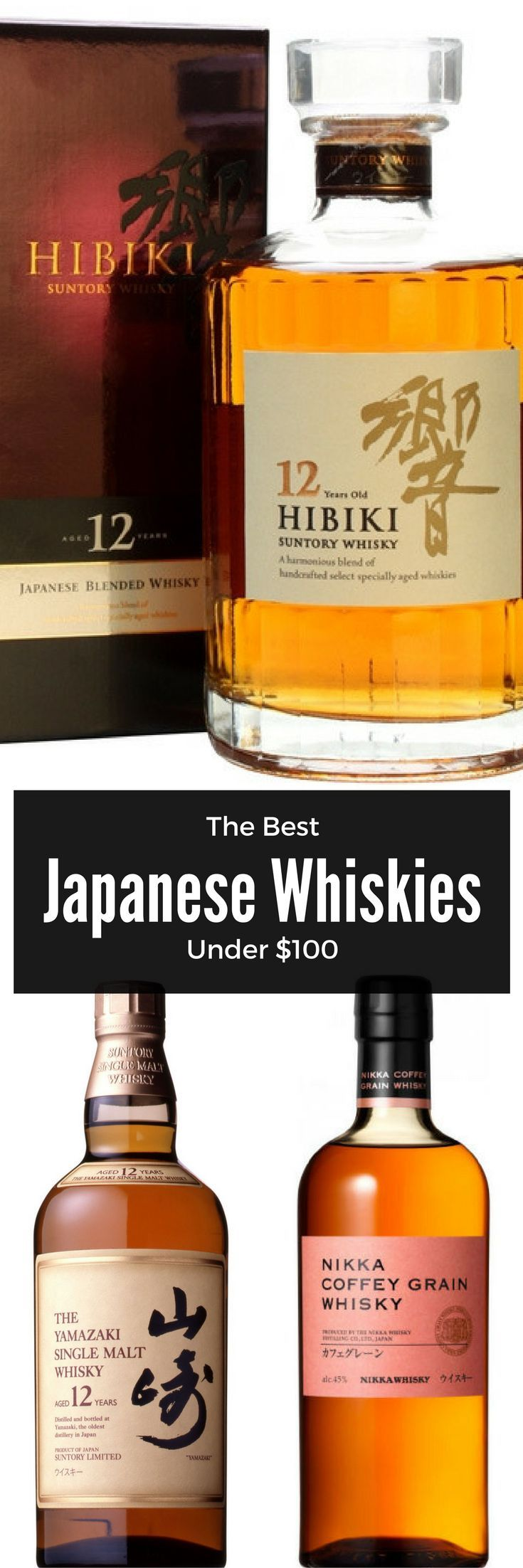 Japanese whisky is a relatively new category on the Western market, but even so, it has quickly earned its place alongside the greatscotchesas some of the best in the world. WhenYamazakiearned the title of World's Best Whisky inJim Murray's Whisky Bi