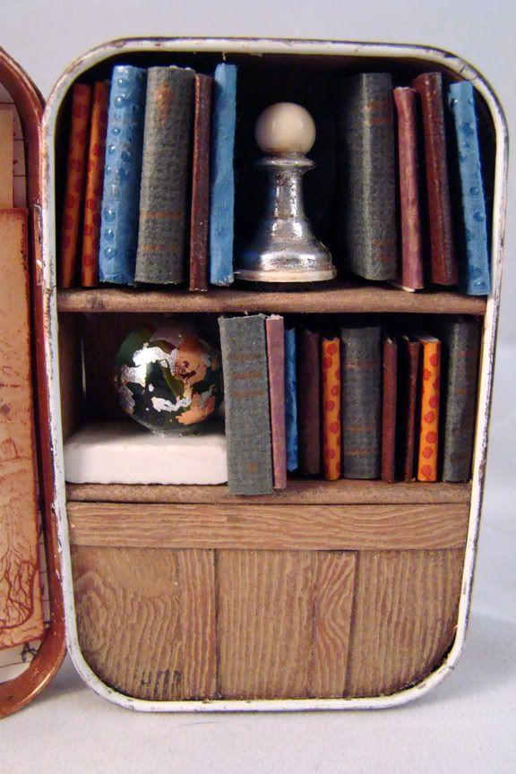 altoid  tin library