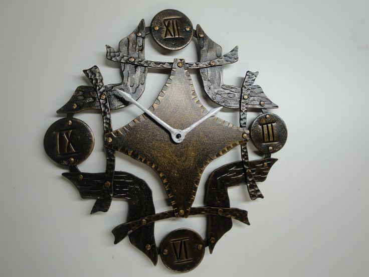 KOVANÉ HODINY III – Potvor - pomáhat tvořit