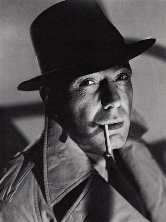 ec27a9ec6f1 Humphrey Bogart …