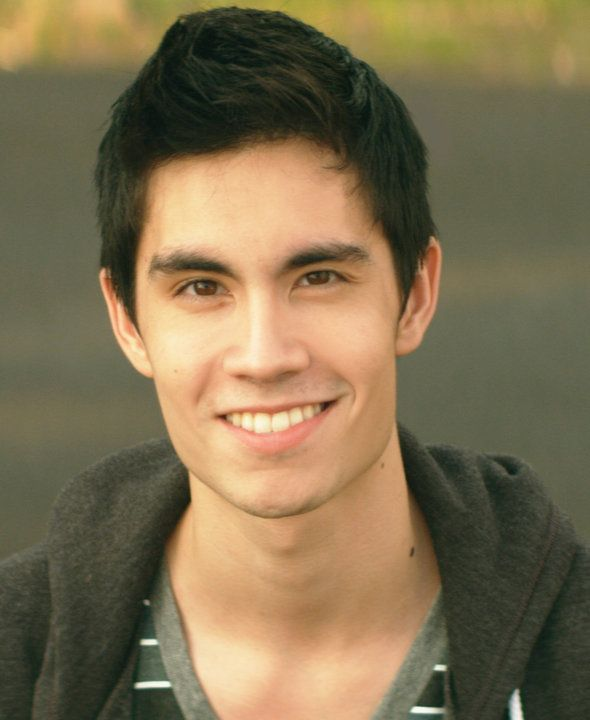 This is Sam Tsui, born in 1989. He is a cover singer which means that he can handle a bad song, and make it his own. He is a genius