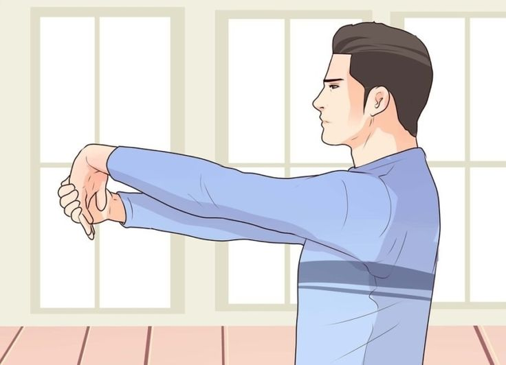How to Exercise With a Broken Wrist