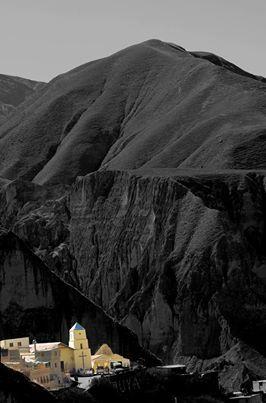 """Iruya, SALTA, un poblado """"colgado"""" de las alturas ..."""