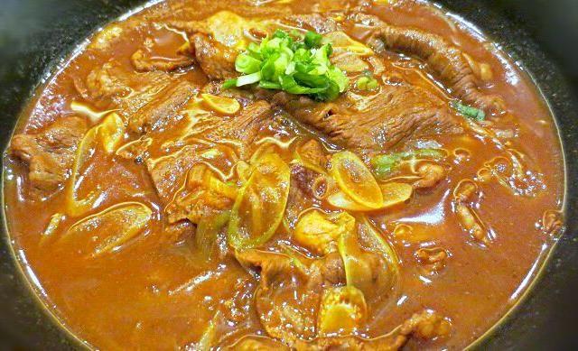 肉&野菜カレー炒めから!出汁で伸ばす残り冷凍カレールーのコクw - 83件のもぐもぐ - カレーうどん by HKhuuuka