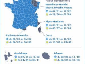 Dates  des  soldes  été  2016 • Hellocoton.fr