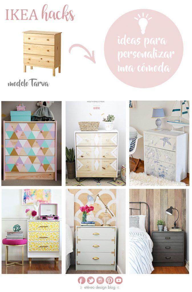 Transformar Muebles De Ikea Comodas Ikea Ikea Y Muebles
