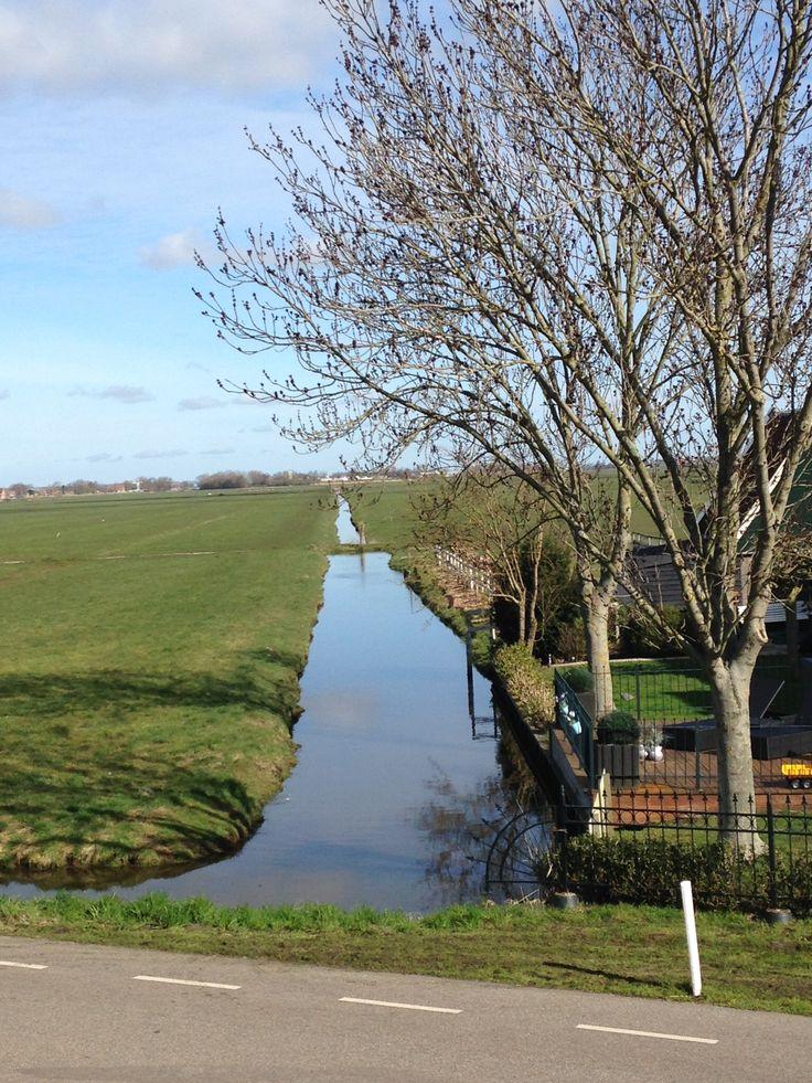 Kanaler - Monnickendam - Holland