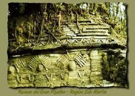 Nada nos LIBRA de ESCORPIO: CULTURA CHACHAPOYAS: LOS HOMBRES DE LA NIEBLA
