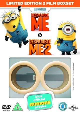 Despicable Me/Despicable Me 2