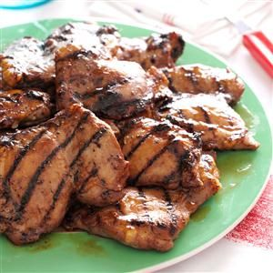 Top 10 Grilled Chicken Recipes                     -                                                   This dinner staple goes out to the grill with top-rated recipes for marinated and barbecued chicken breasts, beer can chicken, chicken sandwiches and more of our best grilled chicken recipes.
