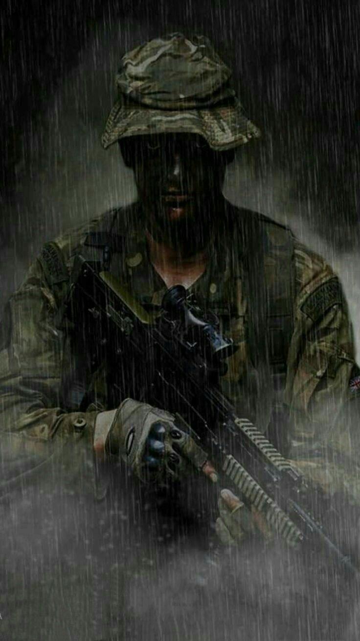 Gaming Wallpaper Iphone Papel De Parede Do Exercito Tatuagens Militares Forcas Especiais