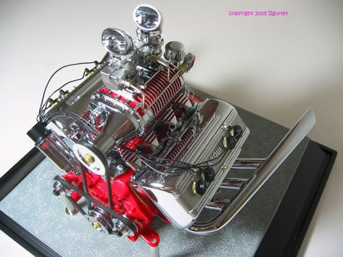 Ardun Heads - Scale Auto Magazine - For building plastic & resin scale model cars, trucks, motorcycles, & dioramas