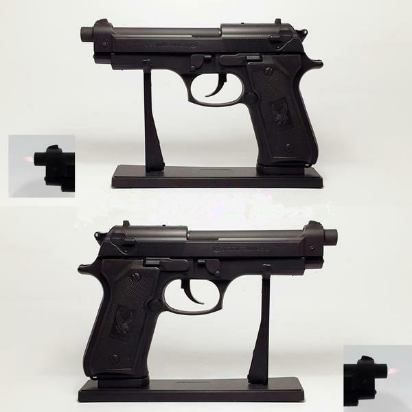 Pistol Barreta Korek Api