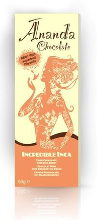 Ananda Incredible Inca suklaa