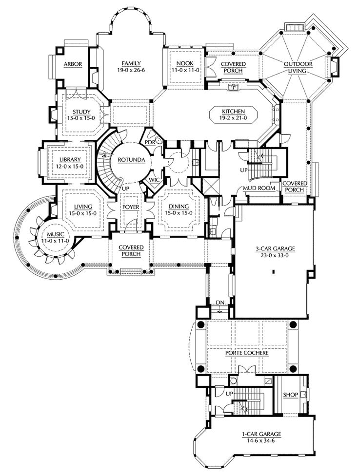 60 best house plans images on pinterest architecture, house Catherine House Model Floor Plan perfect floor plan catherine house model floor plan