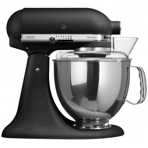 KitchenAid KSM150 5 Qt. 4.7 Liters Artisan Stand Mixer 220-240 Volts 50/60Hz Export Only