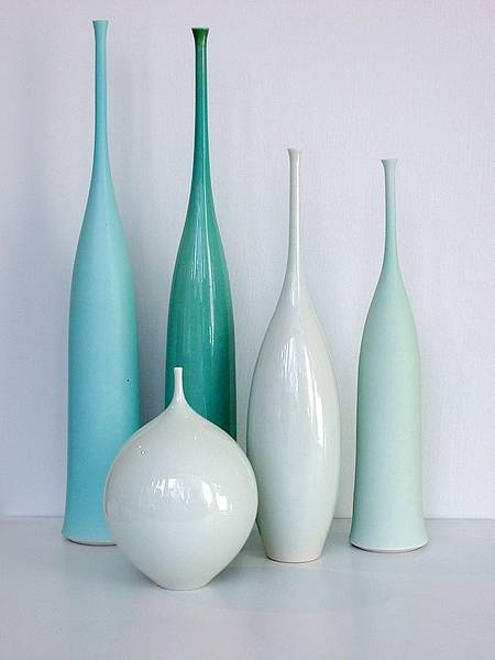 Vases by Sophie Cooks