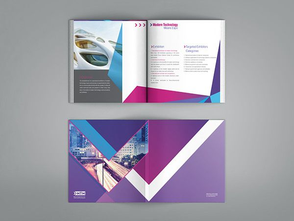 MTM EXPO BROCHURE on Behance