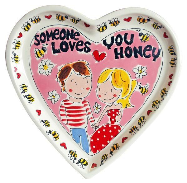 Someone loves you honey - Blond Amsterdam