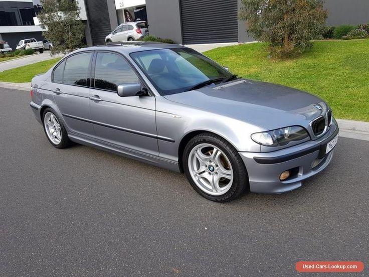 2005 BMW 318i E46 M SPORT BLUETOOTH CRUISE AUTO SEDAN NO RESERVE MERCEDES AUDI #bmw #318imsport #forsale #australia