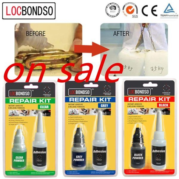 7 Second Speedy Fix Quick Bonding Glue Professional Adhesive Glue Bond