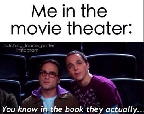 I am never one to make a reference to Big Bang Theory, but this is accurate.
