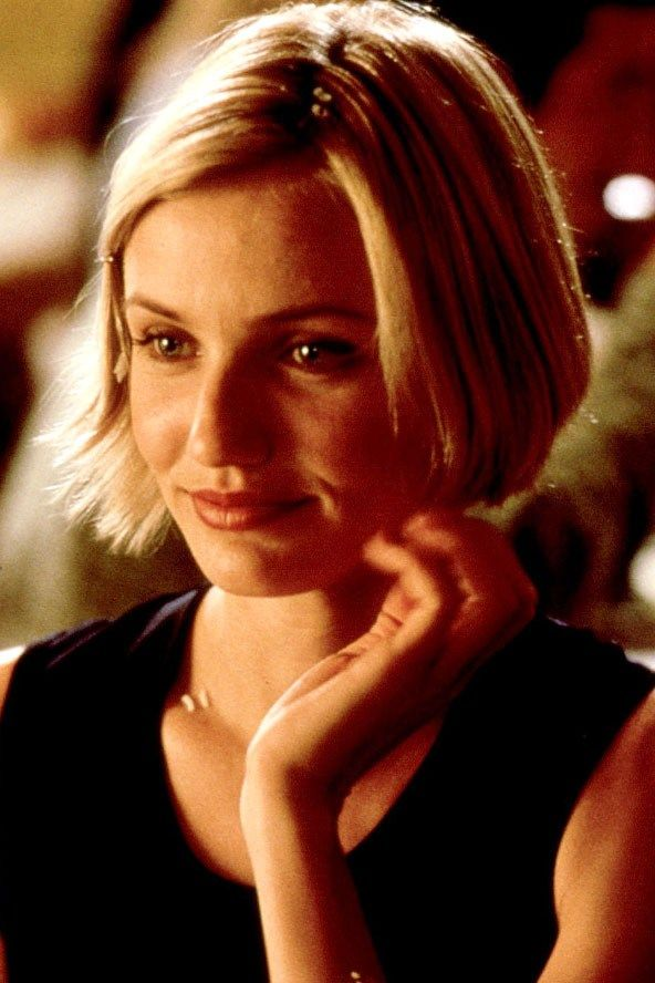 cameron diaz hair styles cameron diaz there s something about hair 9373