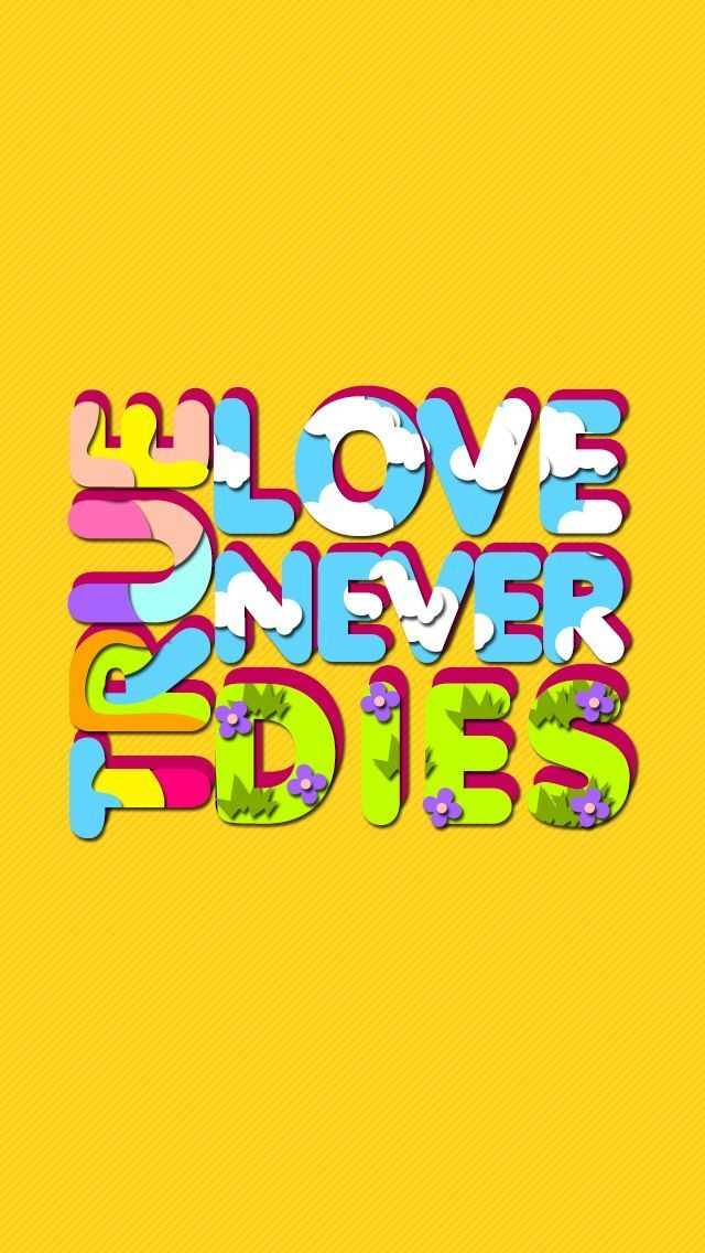 True Love Never Dies Tap To See More Sweet Quotes About Love