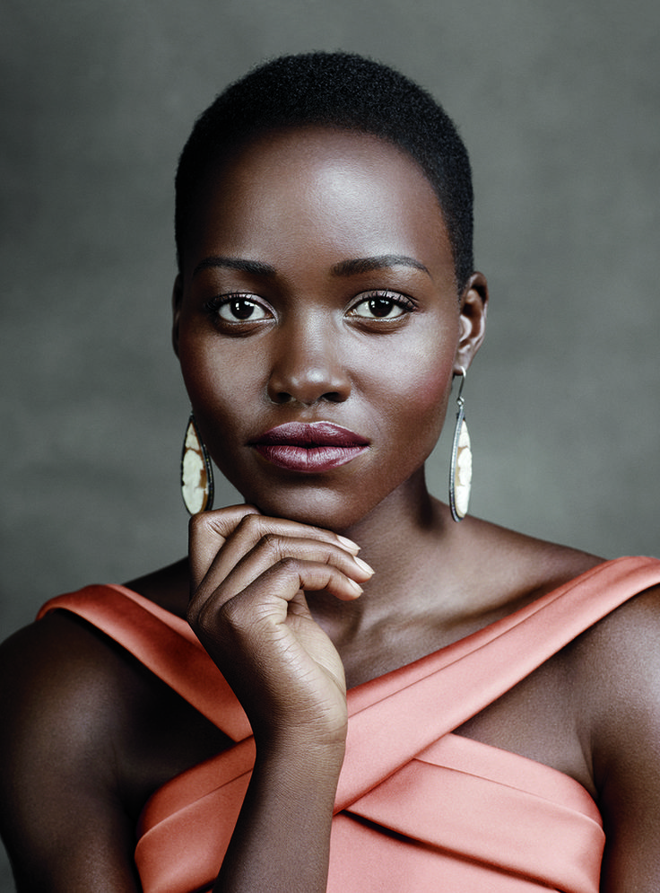 """When word arrived this morning that actress and Oscar winner Lupita Nyong'o was about to become the newest face of Lancôme, the natural reaction was: """"Oh. Right. Of course!"""""""