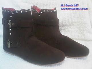 Sepatu Boots Wanita Murah - Jual Sepatu Boots