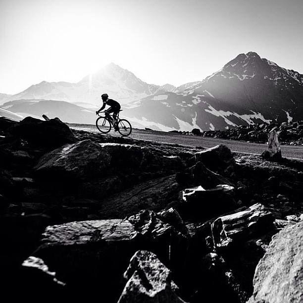 Endurance.  #cycling