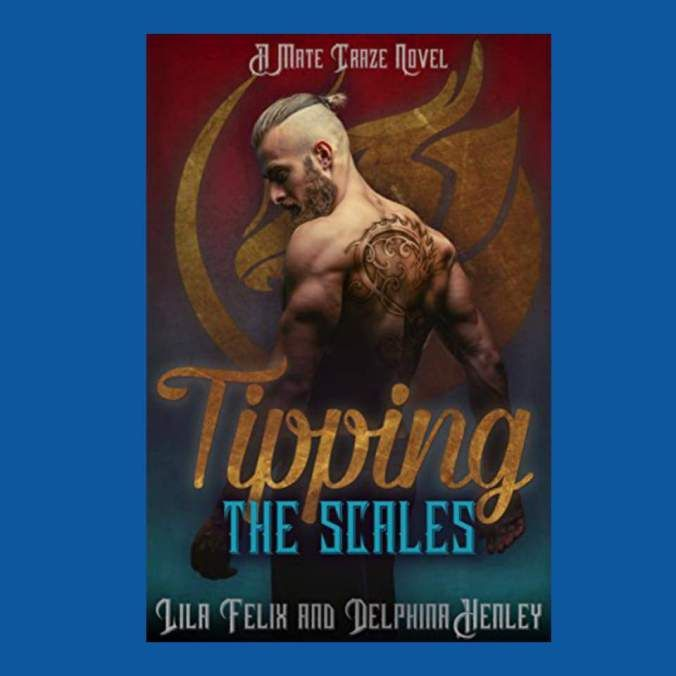 #dragons #shifters #paranormal #mustread #99centsTipping The Scale by Lila Felix and Delphina Henley  Kallie While most of my peers were traveling south for summer break I headed north with a dual purpose; earn a free ride to law school and clear my grandfathers name. Nothing was going to steer me from my mission. Nothing. Except something did. Knox. Hot kind and talented Knox. Knox  I am the alpha of our clan. My responsibilities run far and wide and until recently I did them impeccably…