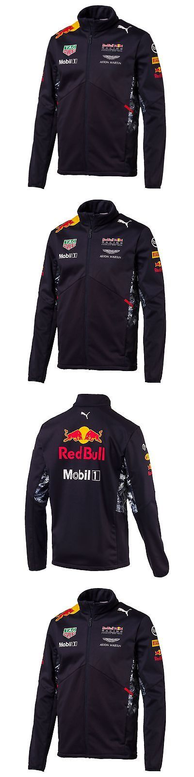 Racing-Formula 1 2876: Red Bull Racing Team Softshell Jacket -> BUY IT NOW ONLY: $180 on eBay!