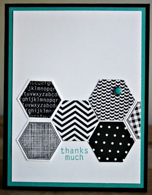 Klompen Stampers (Stampin' Up! Demonstrator Jackie Bolhuis): Masculine Monday: Six-Sided Sampler